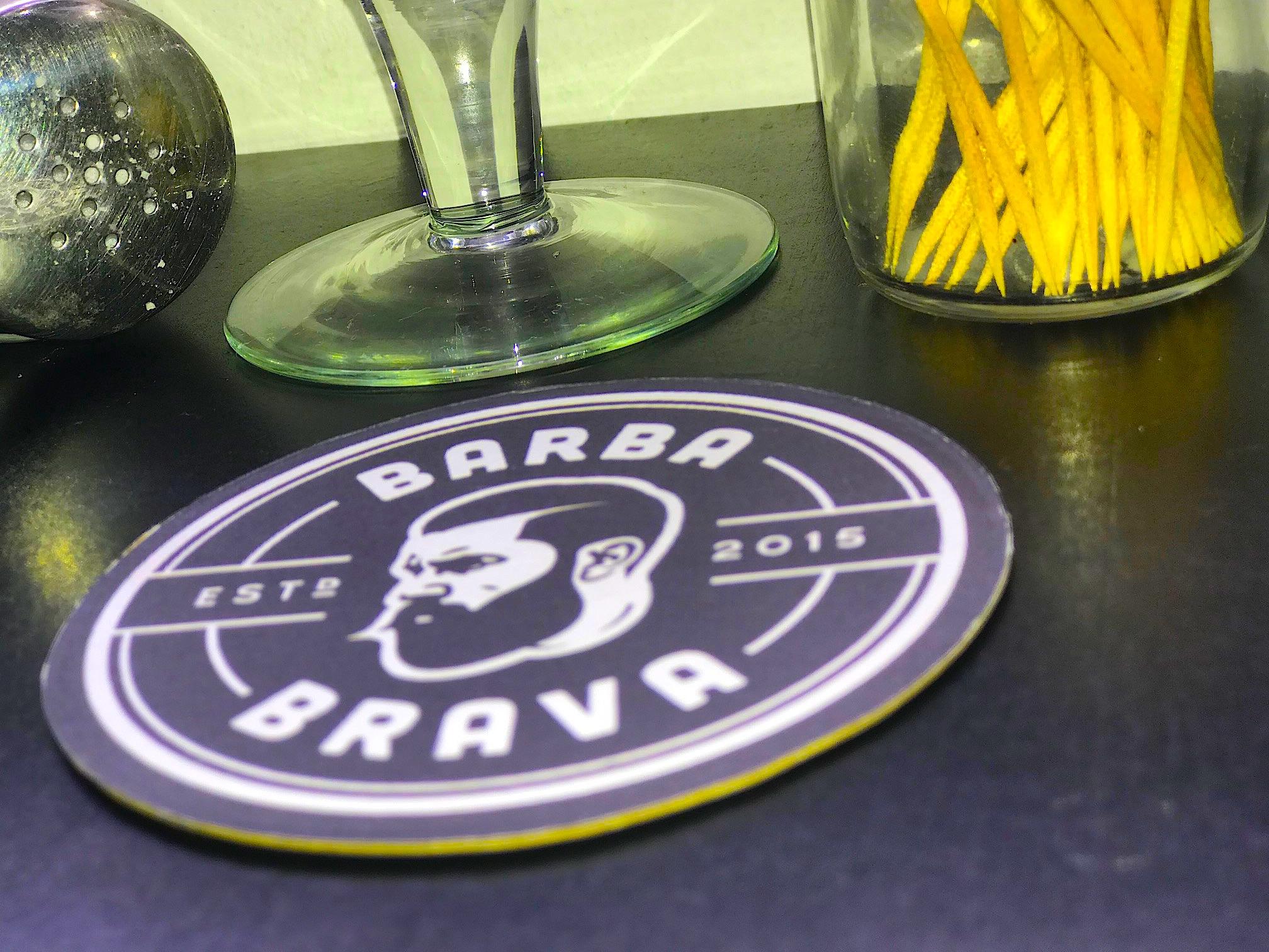 Bolacha de Bar Personalizada